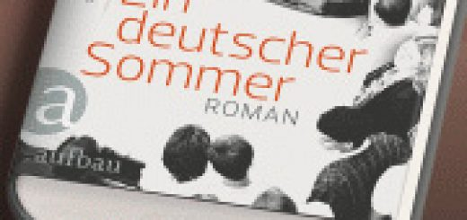 Wallpaper Banner 'Ein deutscher Sommer' von Peter Henning (Aufbau Verlag)