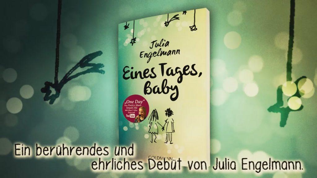 inStream Banner 'Eines Tages, Baby' von Julia Engelmann (Goldmann)