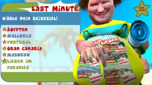 Landingpage 'Pauschaltourist' made by enrage media Screen 4