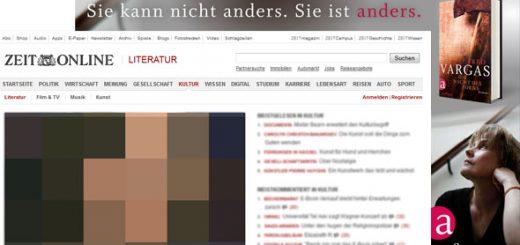 Online Anzeige für Fred Vargas (Aufbau Verlag)
