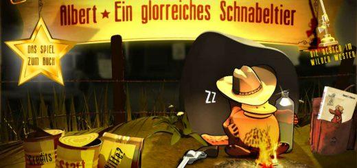 Albert - Ein glorreiches Schnabeltier - Das Spiel zum Buch - Ullstein Buchverlage Bild 1